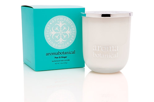 Aromabotanical - Pear & Ginger 375g Candle