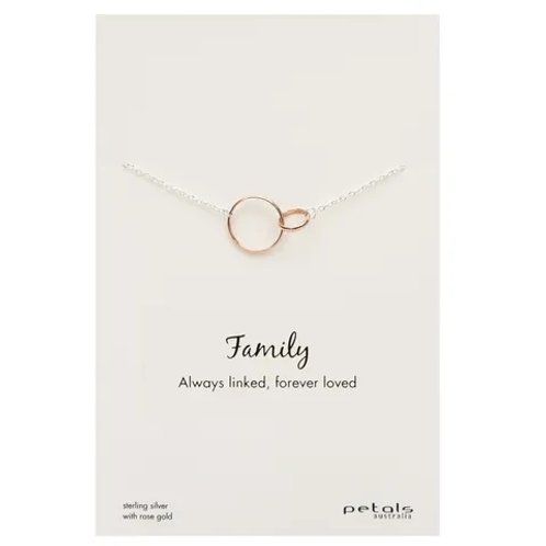 Rose Gold - Family Necklace
