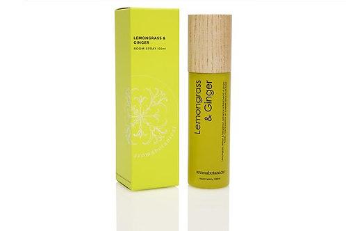 Lemongrass & Ginger Room Spray 100ml