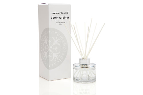 Aromabotanical - Coconut Lime 200ml Reed Diffuser