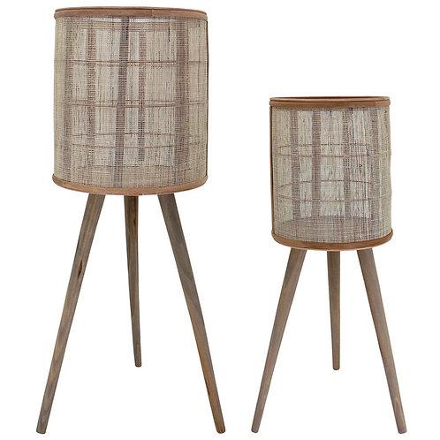 Bamboo Planter - Small