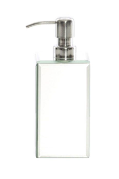 Holt Mirror Lotion Dispenser Square