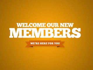 New Members Meeting