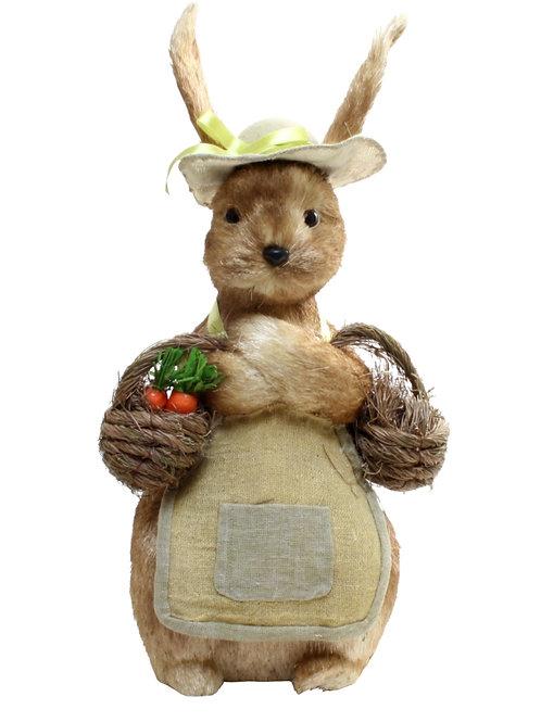 Bunny - Dress in Hessian
