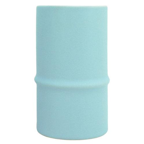 Ceramic Bamboo Vase - Wide