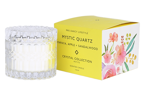 MYSTIC QUARTZ - PAPAYA, APPLE & SANDALWOOD