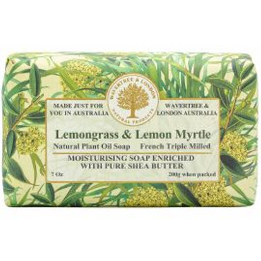 Lemongrass/Myrtle 200g Soap