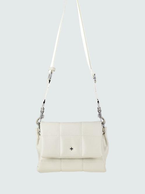 Peta+ Jain Vegas Crossbody Bag - White