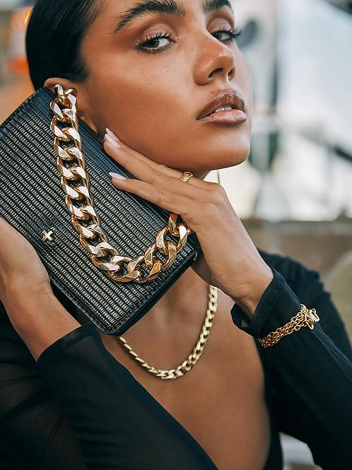 Sloane Crossbody Bag - Black