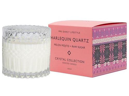 Harlequin Quartz - Melon Mojito & Raw Sugar