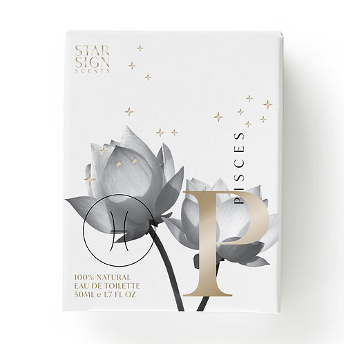 Pisces - 100% Natural Perfume
