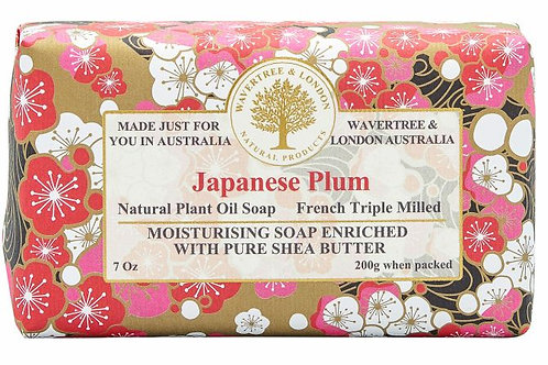 Japanese Plum 200g Soap