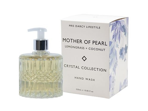 Hand Wash - Mother of Pearl (Lemongrass & Coconut)