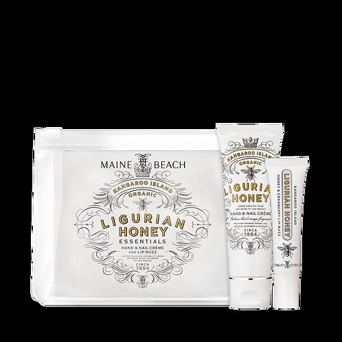 K.I. Ligurian Honey Essentials Pack