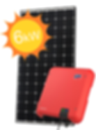 6kw Solar option