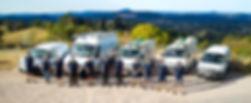 Sunshine Coast Solar Installer the installation team