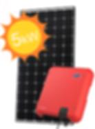 5kw Solar option