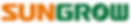 Sungrow solar inverter brand logo