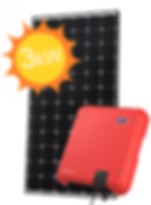 3kw Solar option