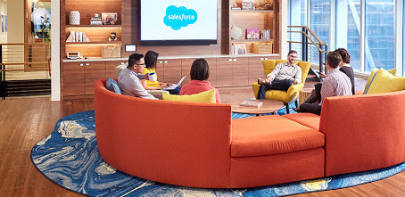 Salesforce: Driving business and positive change through collaboration