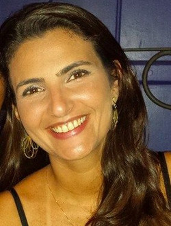 Erika Rodrigues, fisioterapeuta