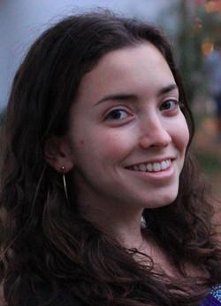 Juliana Andrade, aluna de PhD