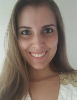 Bruna Valerio, aluna de PhD