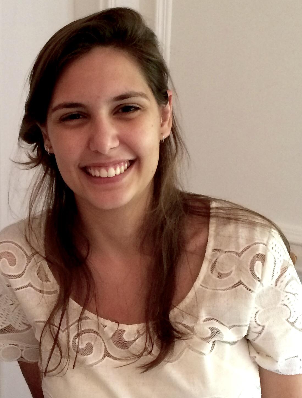 Fernanda Hansen, PhD candidate