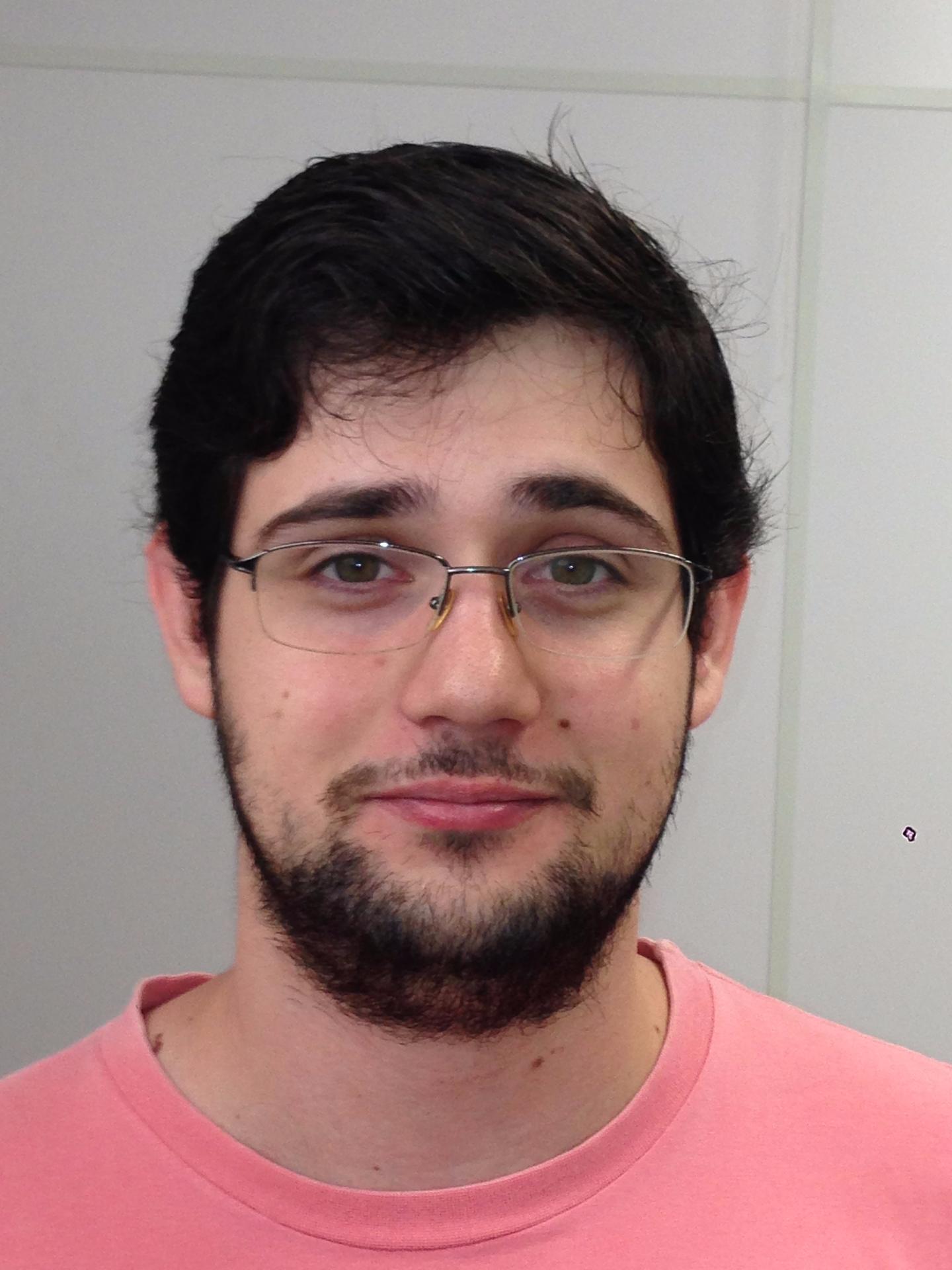 Diego Szczupak, PhD candidate