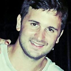 Theo Marins, aluno de PhD