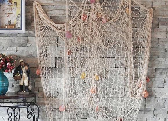 Handmade Decorative Fishing Net