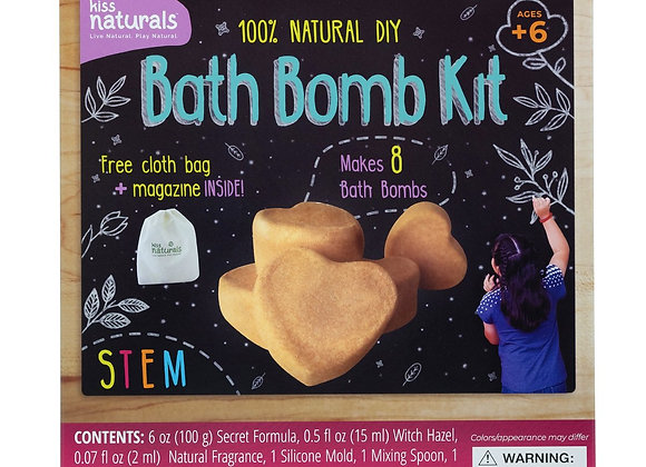 DIY Bath Bomb Kit - Charity Edition U.S.