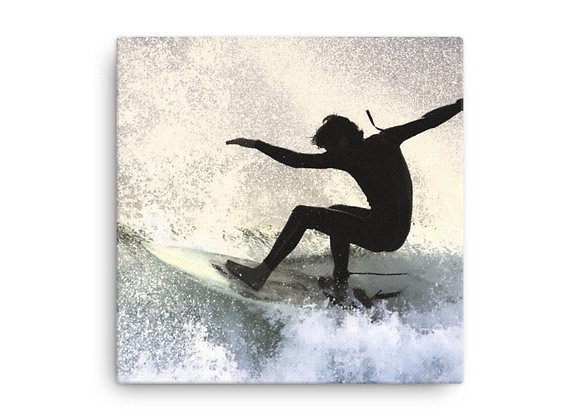 Surf Session - Canvas
