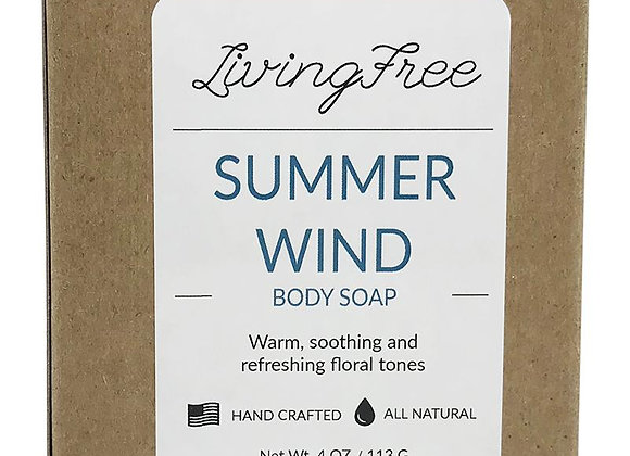 Summer Wind Body Soap