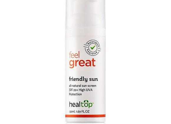 Friendly Sun - All Natural Sun Screen