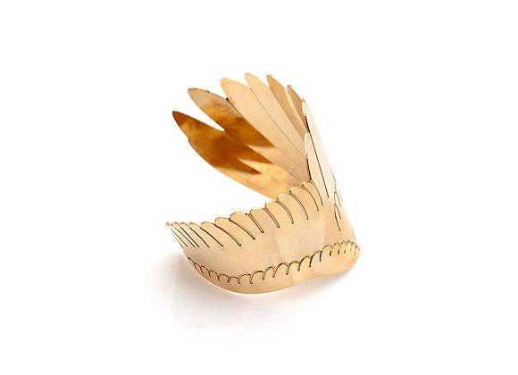 Wing Bracelet- Gold