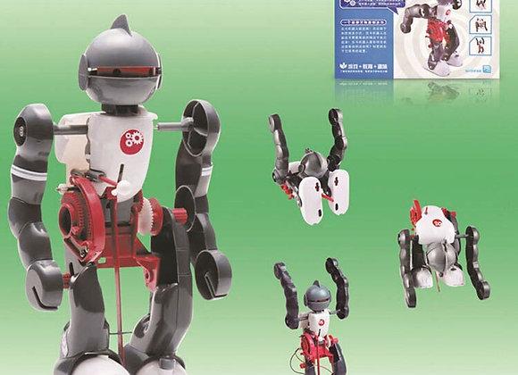 DIY Tumbling Robot Science Kit