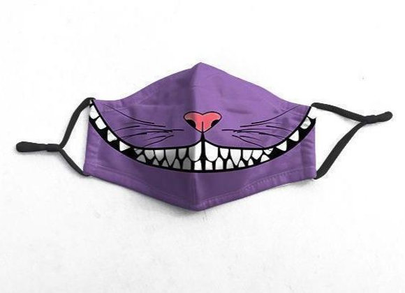 Cheshire Character Face-Mask - RTS