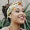 Thumbnail: Orange Lemonade Boho Headband