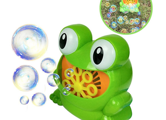 Frog Automatic Bubble Machine Water