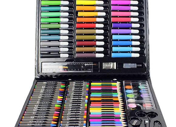 150 Pcs/Set Drawing Tool Kit  Kids Art Set