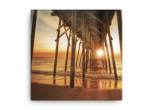 CoastalLife Pier - Canvas