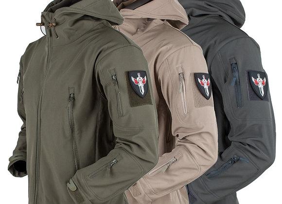 Shark Skin Tad V4 Tactical Millitary Softshell Jacket