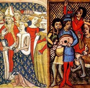 Mon mariage médiéval
