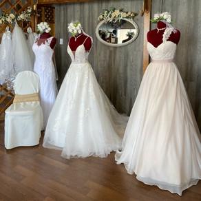 Louer une robe de mariée
