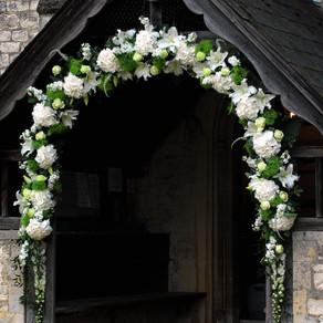 Conseils pour les décorations de mariage à l'église