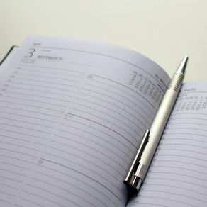 Échéancier de la planification du mariage