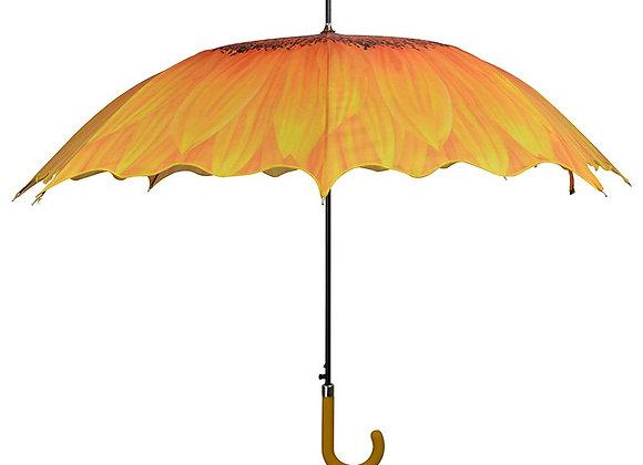 מטריית פרח ענק