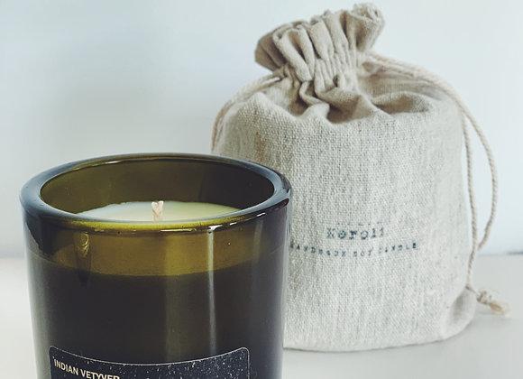 Candle Room-נר מקסי אינדיאן וטיבר