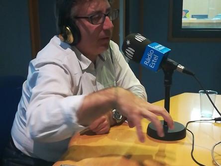 """VÍDEO Ramon Gargallo, gerent de VPV, S.L., al programa """"Temps de Felicitat"""" de Ràdio Estel"""
